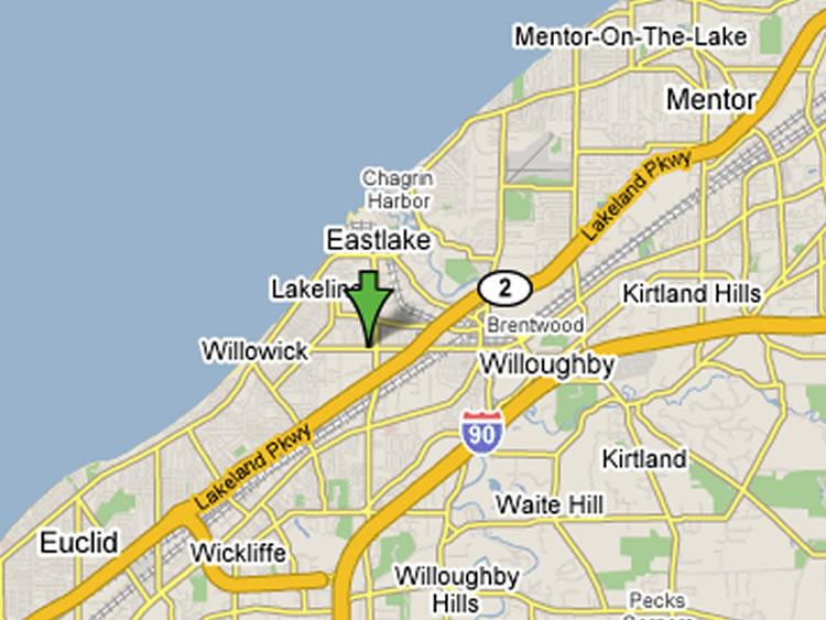 Retail Space Eastlake Ohio  USA Management Inc